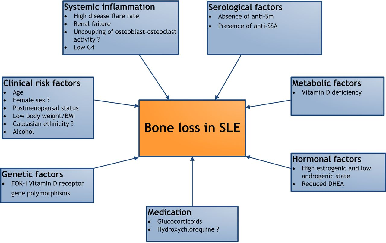Systemic lupus erythematosus and fractures | RMD Open